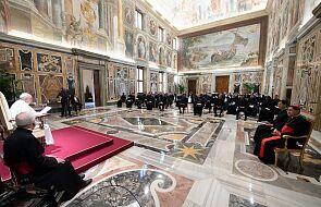 Papież Franciszek: posługa Słowa to nie głoszenie ludzkich opinii