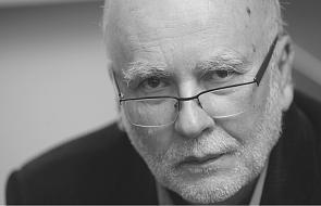 Nie żyje poeta Adam Zagajewski