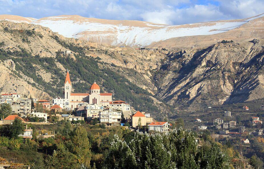 Liban. Kraj, w którym święci są jak członkowie rodziny
