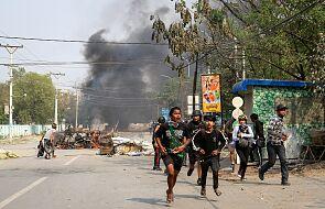 Birma: Junta zwolniła ponad 600 osób zatrzymanych od czasu puczu