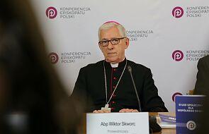"""Abp Skworc o aborcji: Kościół ma moralne prawo przypominać przykazanie """"nie zabijaj"""""""