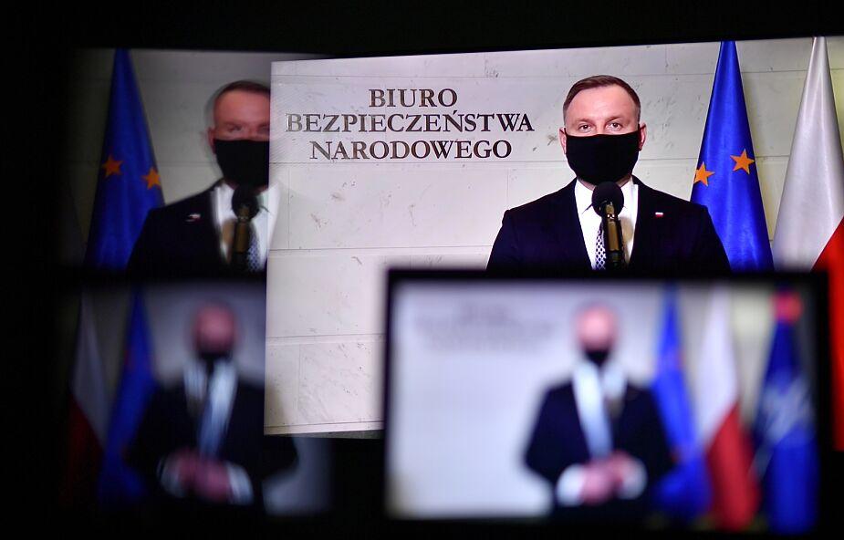 Prezydent: nie zostawimy naszych rodaków na Białorusi samych sobie