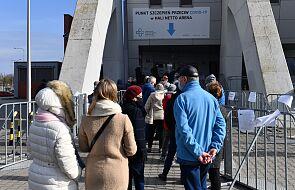 Dworczyk: 2 miliony Polaków zaszczepionych obiema dawkami