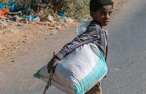 """""""Dzieciństwo w Jemenie to piekło"""". Zbiórka ONZ nie przyniosła efektu"""