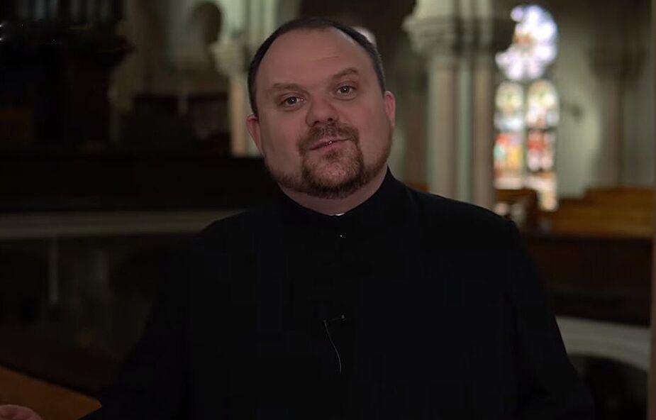 Jacek Olczyk SJ o męce, która kończy się uwielbieniem
