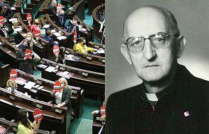 Sejmowy spór o ks. Blachnickiego. Uchwalono upamiętnienie kapłana