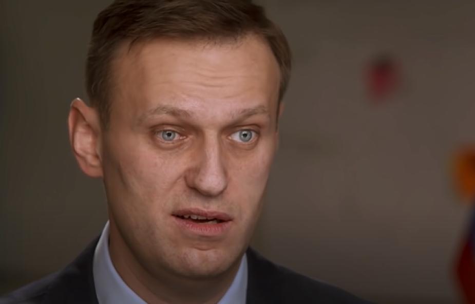 Rosja: Aleksiej Nawalny ogłosił głodówkę w kolonii karnej