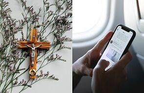 Co łączy słowa Jezusa na krzyżu z Facebookiem?