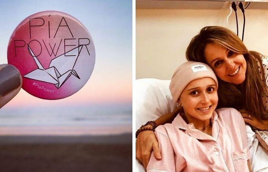 Tydzień przed śmiercią powiedziała mamie, że chce zostać aniołem.  15-latka zmarła na raka