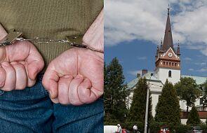 Pluli na kościół i zrywali pandemiczne ogłoszenia. Sprawcy profanacji zatrzymani przez policję