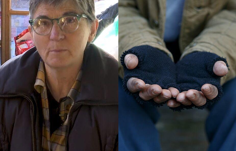 Pomaga osobom bezdomnym, pokazując wartość pracy