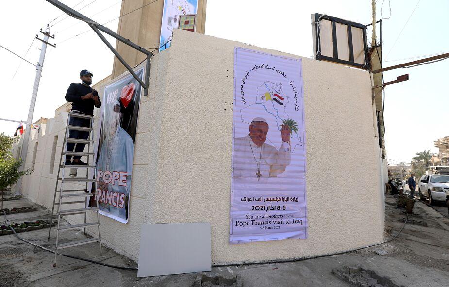 Tornielli: Irak oczekuje na papieża jak dzieci na święto