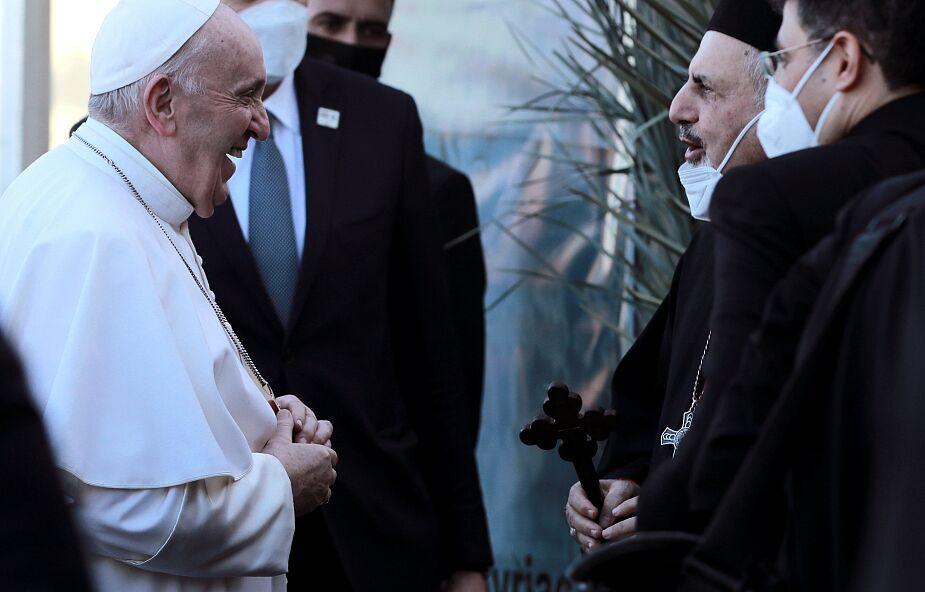 Papież Franciszek w Iraku odwiedzi Ur - ojczyznę Abrahama