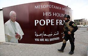 Franciszek w Iraku: najniebezpieczniejsza pielgrzymka pontyfikatu