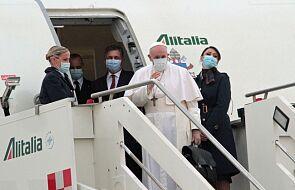 Franciszek w Iraku. To najtrudniejsza pielgrzymka papieża