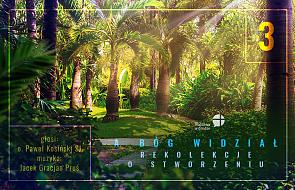 Ekologiczne rekolekcje wielkopostne #3 - Bóg, stwórca ogrodów