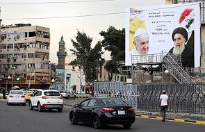 Rozpoczęła się pielgrzymka papieża do Iraku