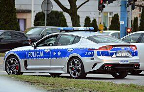 Śląskie: sąd aresztował mężczyznę, który próbował taranować radiowozy