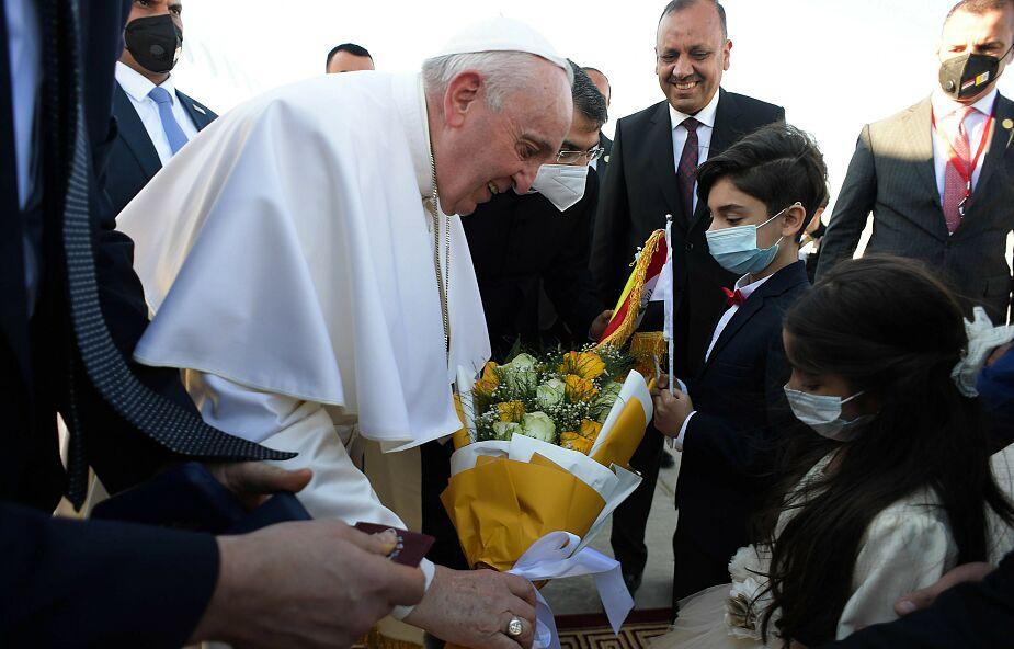 Szyiccy pielgrzymi w Iraku pozdrawiają braci chrześcijan