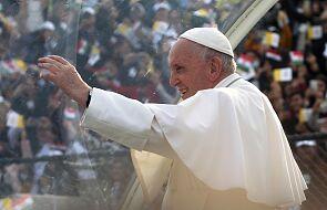 Franciszek po Mszy: zacieśniajcie więzi braterstwa i solidarności