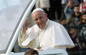 """Papież podarował seminarium duchownemu w Irbilu rzeźbę św. Józefa. """"Każdy powinien marzyć jak młodzi"""""""