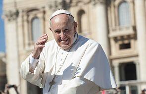 Papież tradycyjnie powrócił do bazyliki Matki Bożej Większej