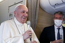 Papież: kontakt z wiernymi był dla mnie powrotem do życia po miesiącach więzienia
