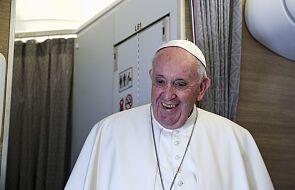 Papież nie wyklucza podróży do Budapesztu i Bratysławy