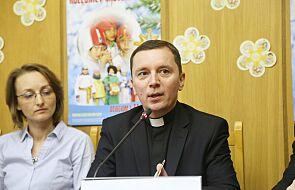 Dyrektor Papieskich Dzieł Misyjnych w Polsce powołany do pracy w Watykanie