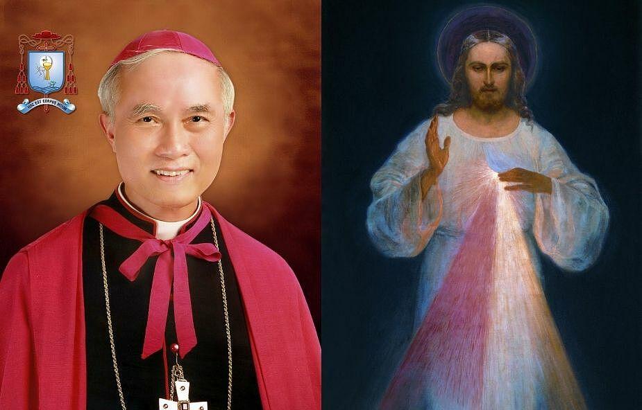 """Miłosierdzie Boże króluje w Wietnamie. Biskup rozkochał wiernych w """"Dzienniczku"""""""