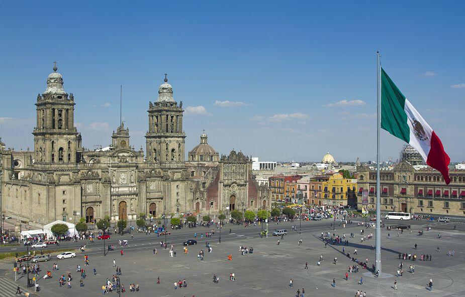 Niespokojny dzień kobiet w Meksyku