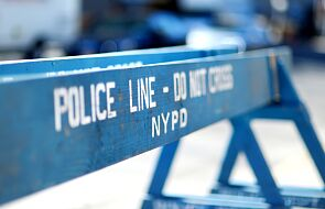 Nożownik zaatakował w Nowym Jorku rodzinę chasydów z Belgii