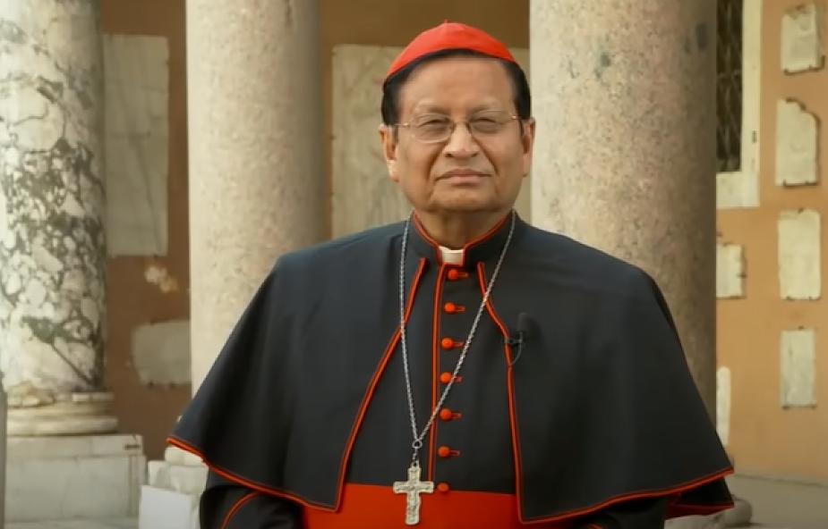 Kardynał Bo: Birma zmienia się w Kalwarię XXI wieku