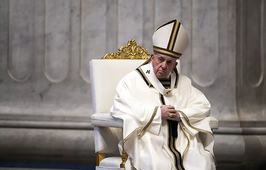 """Papież Franciszek wyraża bliskość z osobami, które """"żyją pośród wielu cierpień"""""""