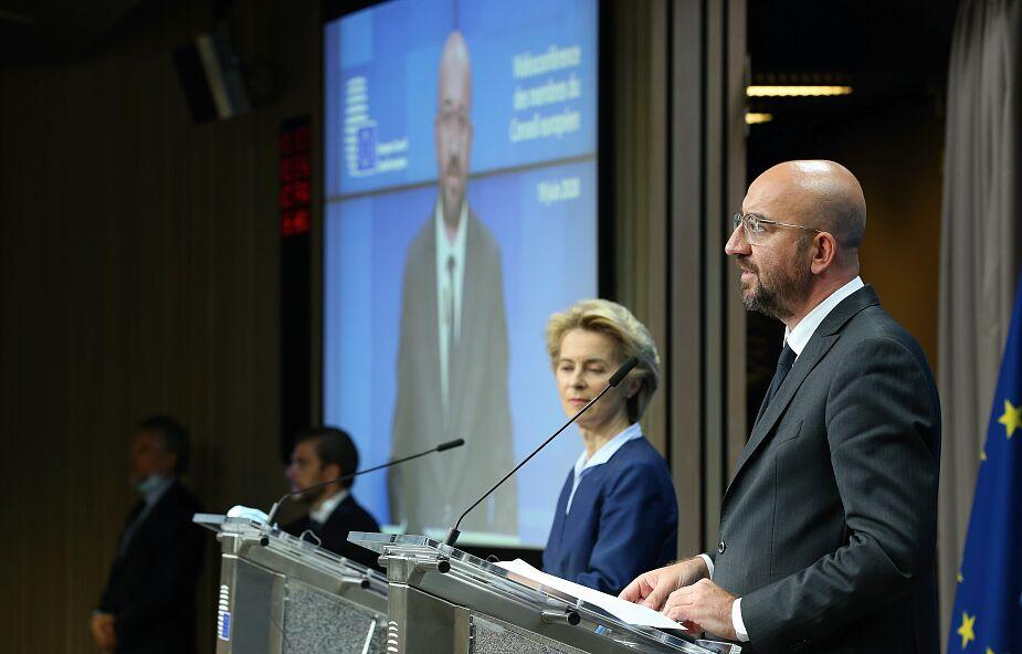 Sofa-gate. Szef Rady Europejskiej przeprasza za zachowanie w Turcji