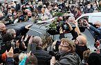 Pogrzeb Krzysztofa Krawczyka. Abp Ryś: dziękujemy za to, że Pan był Jego pieśnią