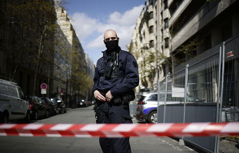Tragiczna strzelanina przed szpitalem w Paryżu