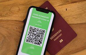 """""""Paszport covidowy"""" szansą na szybszy powrót do normalności"""