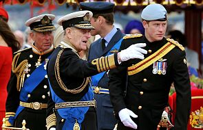 Książę Harry przyjechał na pogrzeb swojego dziadka. Teraz odbywa kwarantannę