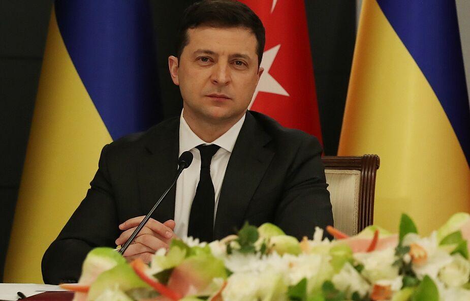 """Prezydent Ukrainy: """"rosyjska interwencja jest bardzo prawdopodobna"""""""