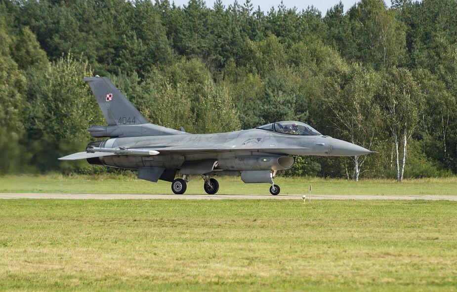 MON odpowiada na zarzuty Białorusi: nie było lotów przy granicy z Białorusią