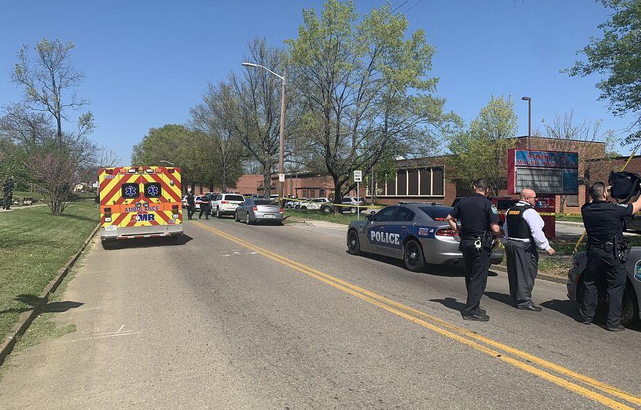 USA: jedna osoba zastrzelona w szkole średniej w Knoxville