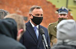 Andrzej Duda: czcimy pamięć tych, którzy swego oddania ojczyźnie nie wyrzekli się nigdy