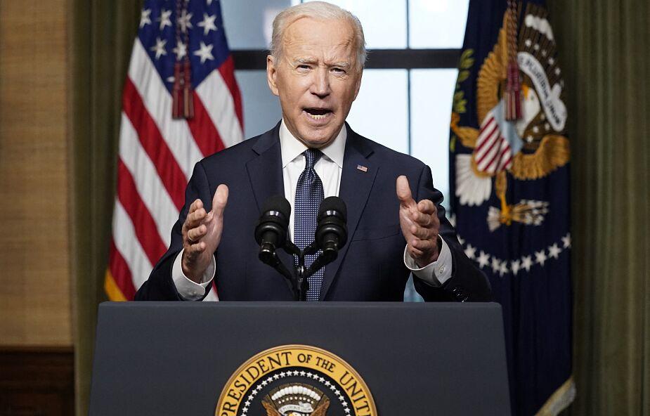 Biden o Afganistanie: czas zakończyć najdłuższą wojnę Ameryki