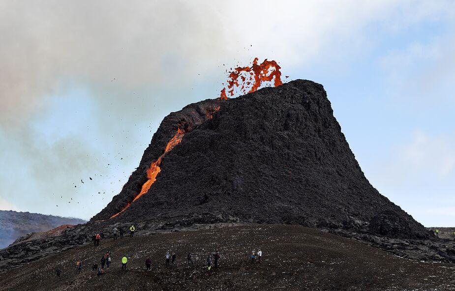Wybuch Fagradalsfjall za bardzo zmniejszył dystans na linii człowiek – wulkan