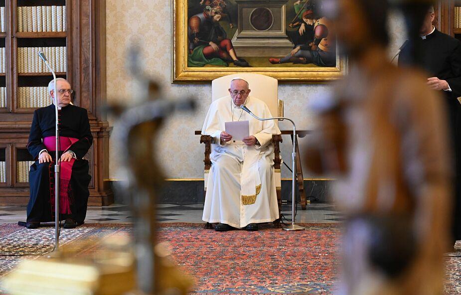 Abdel Salam poruszony wkładem Papieża w krzewienie braterstwa