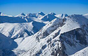 Tatry: bardzo trudne warunki, 160 cm śniegu na Kasprowym