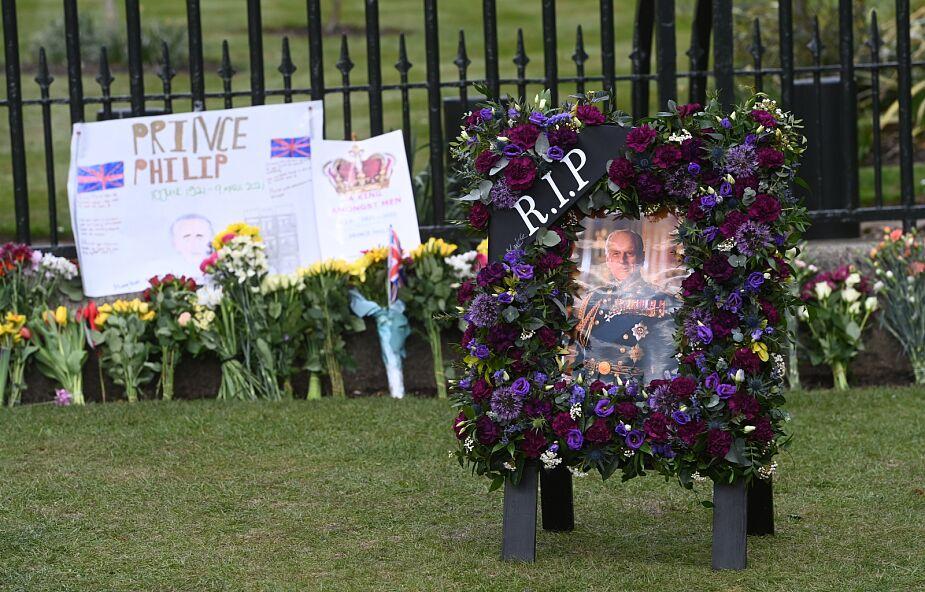 Znamy niektóre szczegóły pogrzebu księcia Filipa. Kto z najbliższej rodziny będzie uczestniczył w ceremonii?