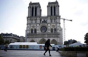 Rektor Notre Dame do Polaków: dziękujemy za waszą miłość; nadal nic nie wiemy o przyczynach pożaru