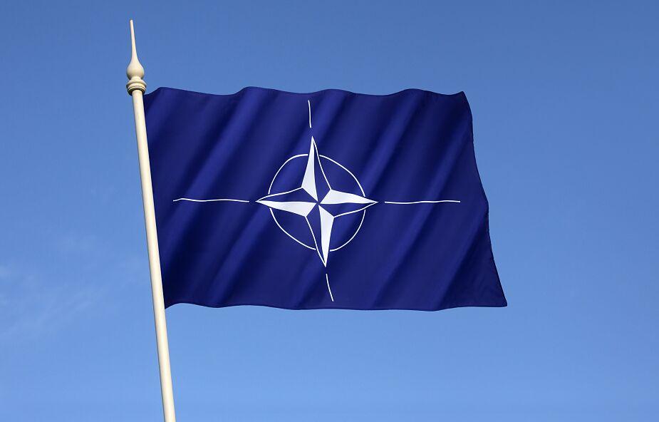 NATO poparło USA w sprawie sankcji przeciwko Rosji
